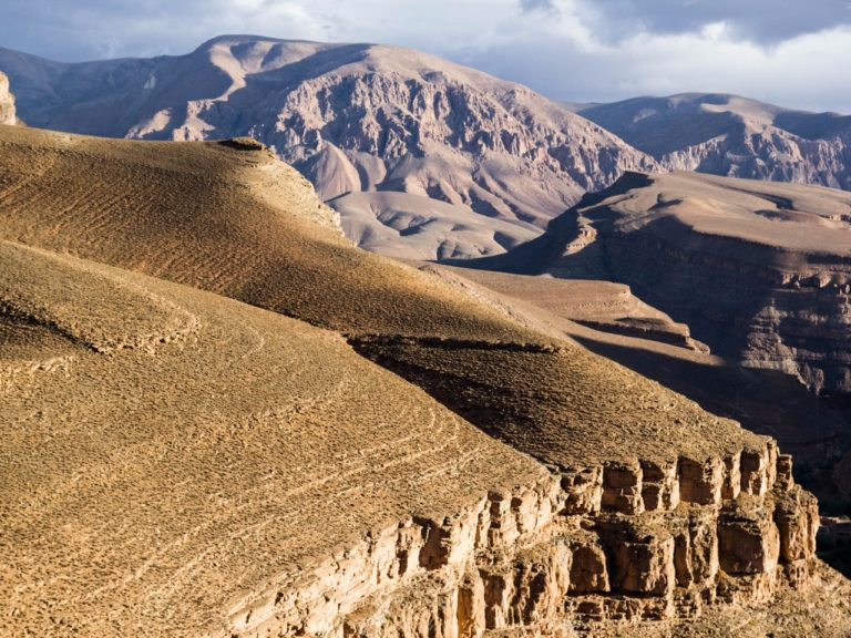 Moroccan mountains 8