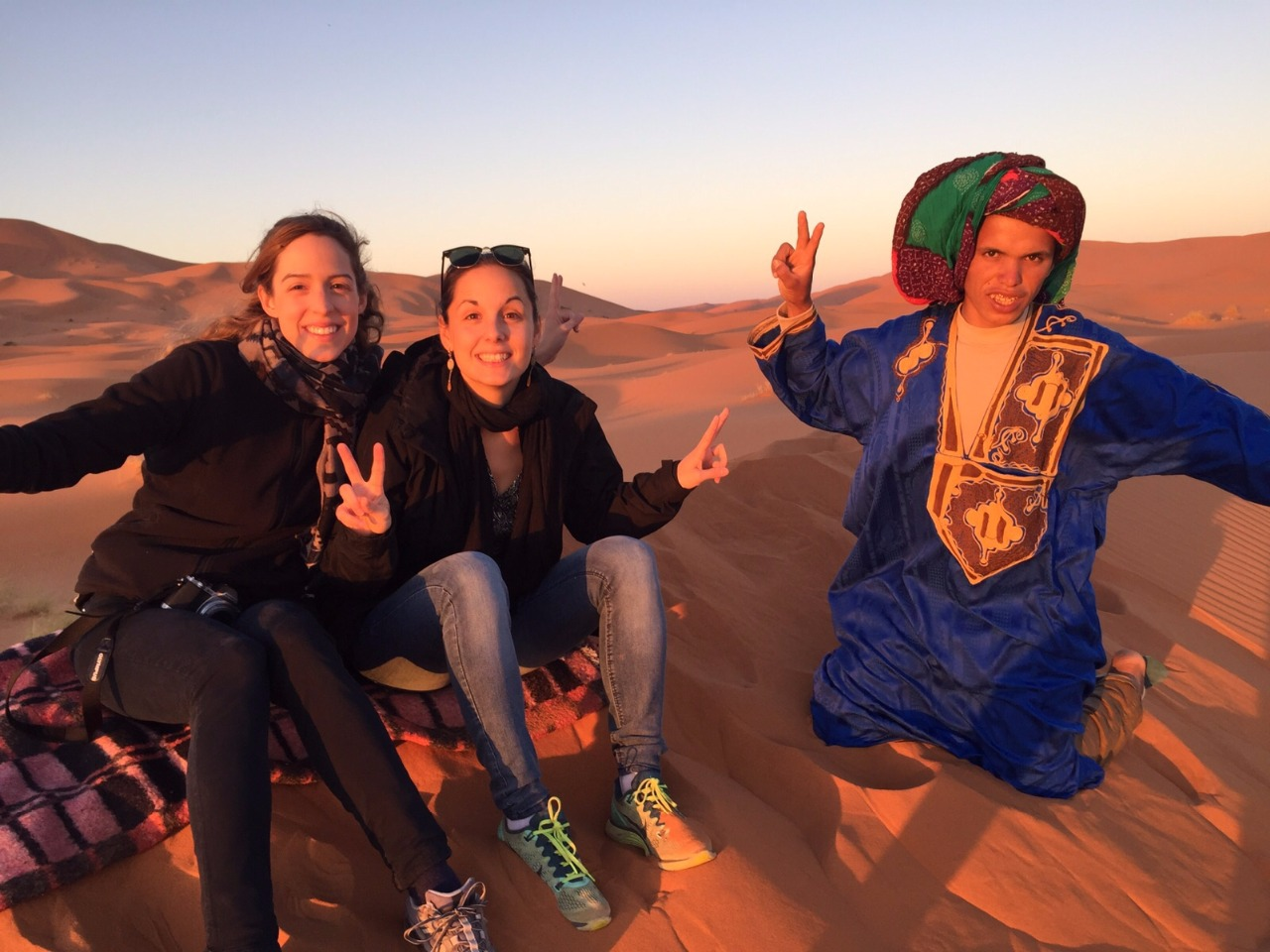 Desierto Marruecos viajes Marrakech