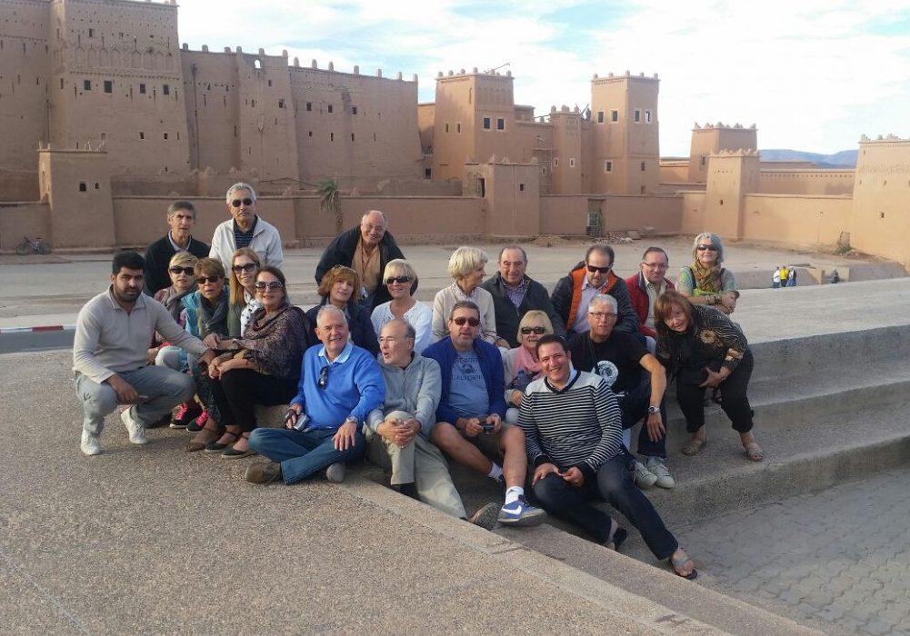 Kasbah de Taourirt Ouarzazate