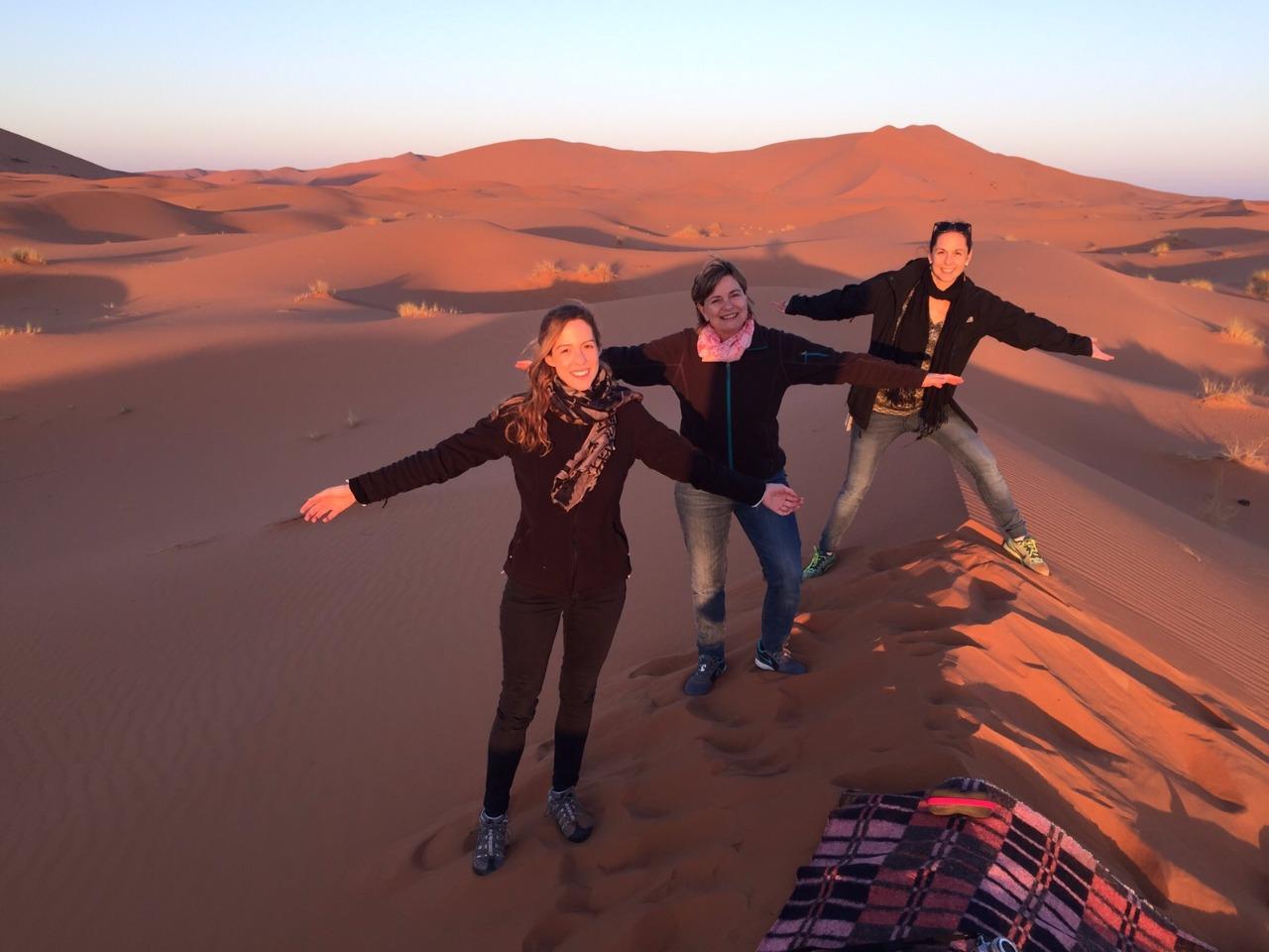 Viaje a Marruecos desierto merzouga