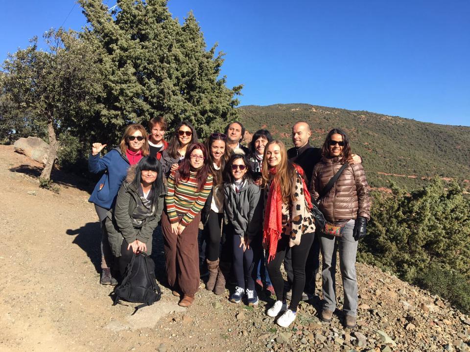 Viaje fin de año al desierto Marruecos